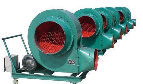 糧庫專用離心風機設備